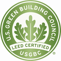 US Green Building Council Award - Green Certified