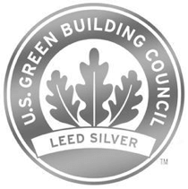 US Green Building Council Award - Silver
